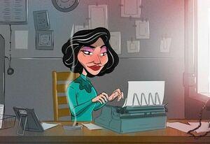 انیمیشن خاطرات اشرف